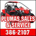 Plumas Sales