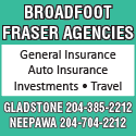 Broadfoot Fraser Agencies